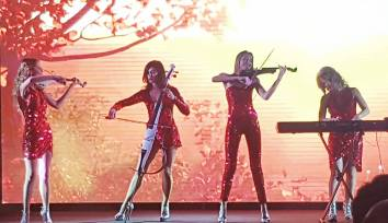 ELECTRIC VIOLIN QUARTET